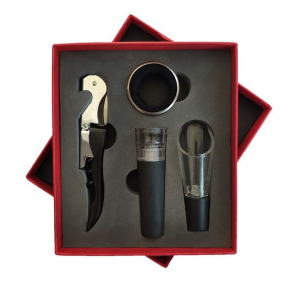 4-Piece Wine Gift Set LS-WA-A7