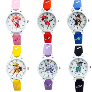 Paw patrol Digital Watch Time - my-haha-gifts