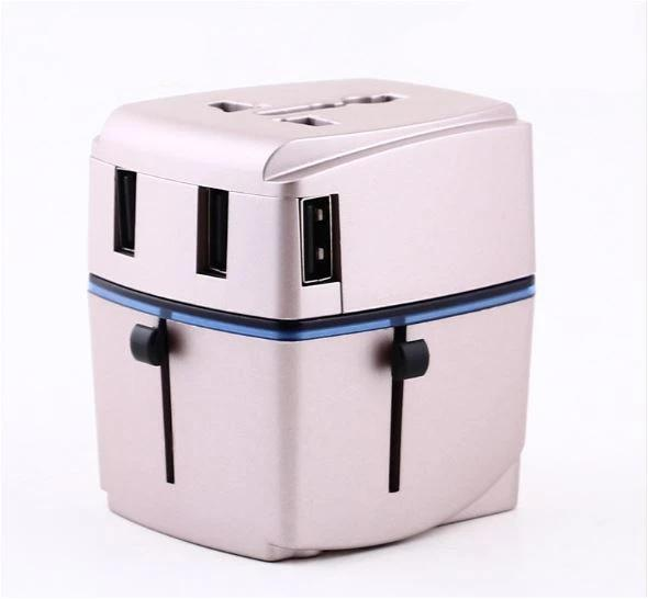 Multi-color Travel Adaptor (4 USB port) TA-AD-A5