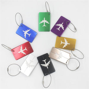 Metal Luggage Tag TA-LT-A3