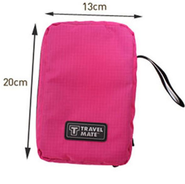 Travel Cosmectic Rectangular Pouch TA-TO-A4