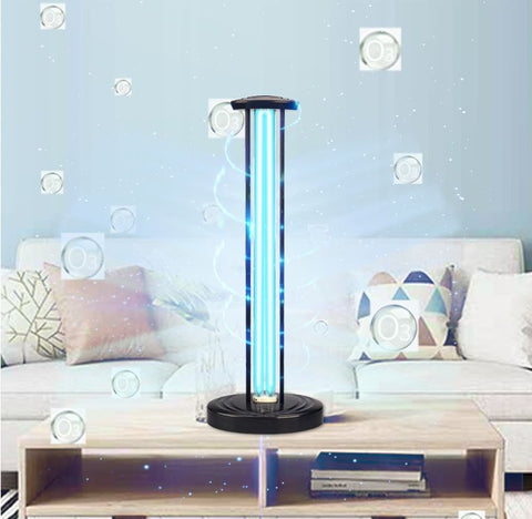 Powerful Household Lamp - Ultraviolet 360° Disinfection sterilizer with Ozone protection - HS-IP55