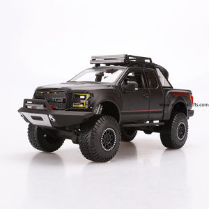 Maisto 1:24 Scale Ford F150 Raptor Off-Road Truck Replica - my-haha-gifts