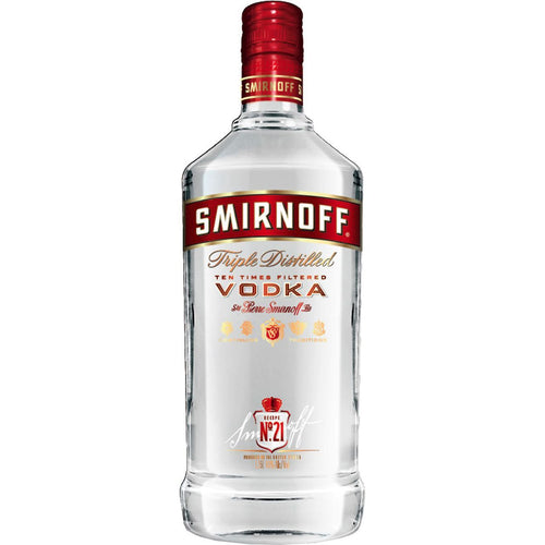 Smirnoff - Vodka 1.75L Type: Liquor Categories: 1.75L, quantity high enough for online, size_1.75L, subtype_Vodka, Vodka. Buy today at Wine and Liquor Mart Poughkeepsie