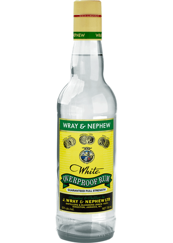 Wray & Nephew Overproof White Rum 1L Type: Liquor Categories: 1L, quantity high enough for online, Rum, size_1L, subtype_Rum. Buy today at Wine and Liquor Mart Poughkeepsie