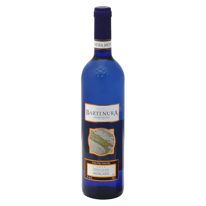 Bartenura Italy 2011 Moscato - 750mL Type: White Categories: 750mL, Italy, Moscato, quantity high enough for online, region_Italy, size_750mL, subtype_Moscato. Buy today at Wine and Liquor Mart Poughkeepsie