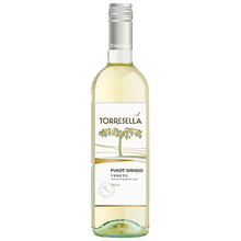 Load image into Gallery viewer, Torresella Pinot Grigio 750mL Type: White Categories: 750mL, Italy, Pinot Grigio, quantity high enough for online, region_Italy, size_750mL, subtype_Pinot Grigio. Buy today at Wine and Liquor Mart Poughkeepsie