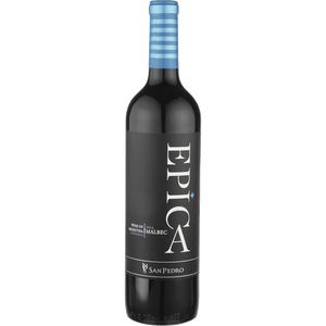 Epica Malbec 750mL Type: Red Categories: 750mL, Argentina, Malbec, quantity high enough for online, region_Argentina, size_750mL, subtype_Malbec. Buy today at Wine and Liquor Mart Poughkeepsie