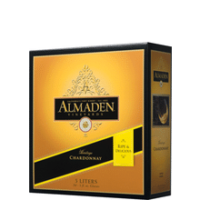 Almaden - Chardonnay - California 5L Type: White Categories: 5 Liter Box, California, Chardonnay, quantity high enough for online, region_California, size_5 Liter Box, subtype_Chardonnay. Buy today at Wine and Liquor Mart Poughkeepsie