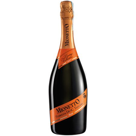 Mionetto Brut Prosecco 750mL Type: Champagne & Sparkling Categories: 750mL, Champagne & Sparkling Wine, Italy, Prosecco, quantity high enough for online, region_Italy, size_750mL, subtype_Champagne & Sparkling Wine, subtype_Prosecco. Buy today at Wine and Liquor Mart Poughkeepsie