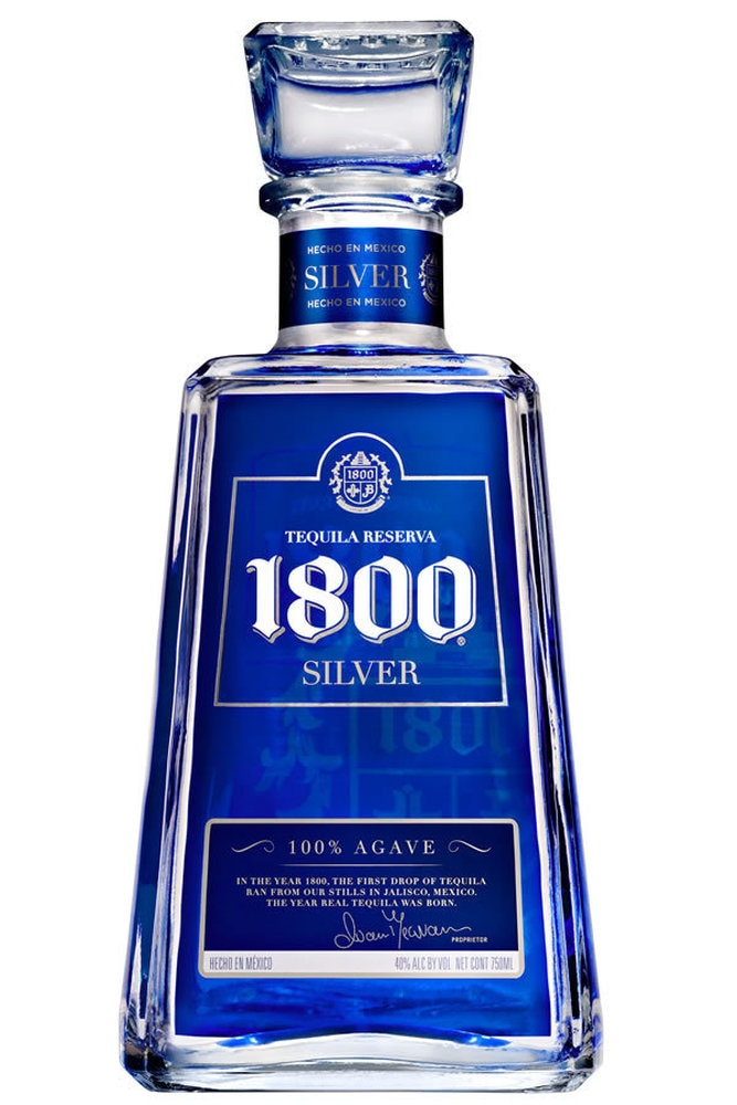 1800 Silver Tequila 1.75L Type: Liquor Categories: 1.75L, size_1.75L, subtype_Tequila, Tequila. Buy today at Wine and Liquor Mart Poughkeepsie