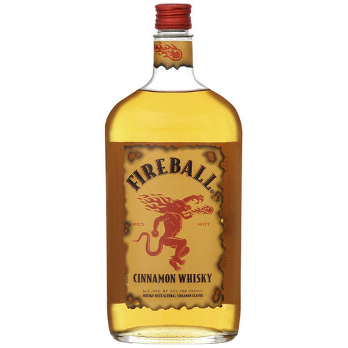 Fireball Cinnamon Whiskey 1L Type: Liquor Categories: 1L, Flavored, size_1L, subtype_Flavored, subtype_Whiskey, Whiskey. Buy today at Wine and Liquor Mart Poughkeepsie