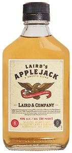 Lairds Apple Jack 375mL Type: Liquor Categories: 375mL, Brandy, Flavored, size_375mL, subtype_Brandy, subtype_Flavored. Buy today at Wine and Liquor Mart Poughkeepsie