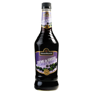 Hiram Walker Creme de Cassis 750mL Type: Liquor Categories: 750mL, Flavored, Mixers, size_750mL, subtype_Flavored, subtype_Mixers. Buy today at Wine and Liquor Mart Poughkeepsie