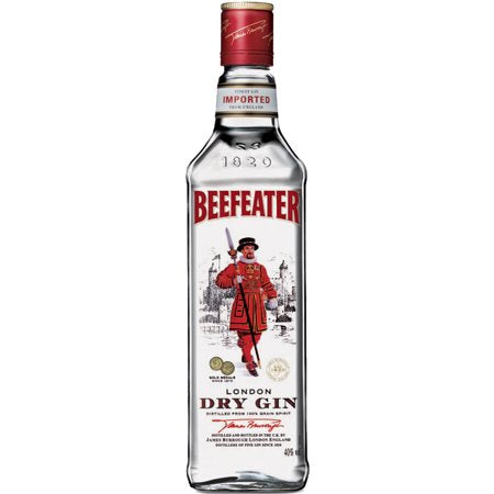 Beefeater London Dry Gin 750mL Type: Liquor Categories: 750mL, Gin, quantity high enough for online, size_750mL, subtype_Gin. Buy today at Wine and Liquor Mart Poughkeepsie