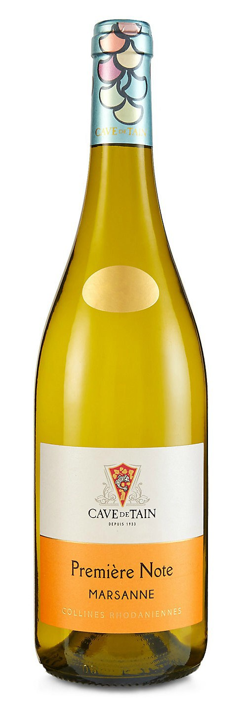 Cave De Tain Marsanne Premiere Note Collines Rhodaniennes 750mL Type: White Categories: 750mL, France, Other, quantity high enough for online, region_France, size_750mL, subtype_Other. Buy today at Wine and Liquor Mart Poughkeepsie