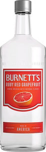 Burnetts Ruby Red Grapefruit Flavored 1L Type: Liquor Categories: 1L, Flavored, size_1L, subtype_Flavored, subtype_Vodka, Vodka. Buy today at Wine and Liquor Mart Poughkeepsie