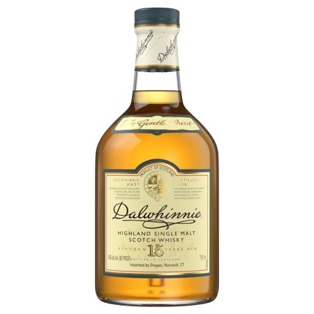 Dalwhinnie 15 Year Old Single Malt Scotch Whisky, 750 mL (86 Proof) Type: Liquor Categories: 750mL, quantity high enough for online, Scotch, size_750mL, subtype_Scotch, subtype_Whiskey, Whiskey. Buy today at Wine and Liquor Mart Poughkeepsie