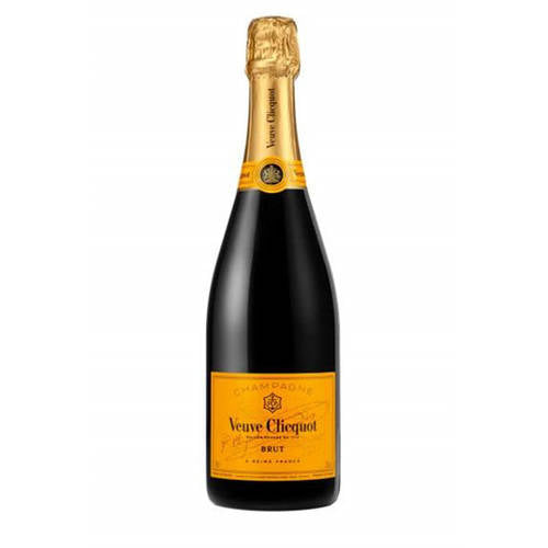 Veuve Clicquot Yellow Label Brut Champagne 750mL Type: Champagne & Sparkling Categories: 750mL, Champagne, France, quantity high enough for online, region_France, size_750mL, subtype_Champagne. Buy today at Wine and Liquor Mart Poughkeepsie