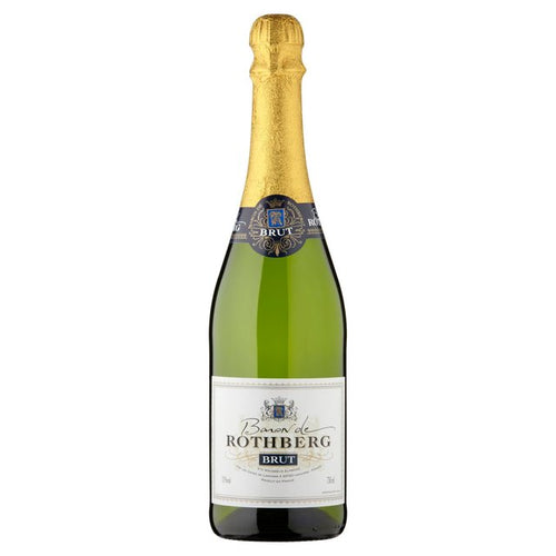 Baron De Rothberg Brut - 750mL Type: Champagne & Sparkling Categories: 750mL, Champagne & Sparkling Wine, France, quantity high enough for online, region_France, size_750mL, subtype_Champagne & Sparkling Wine. Buy today at Wine and Liquor Mart Poughkeepsie