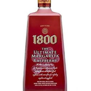 1800 Ultimate Raspberry Margarita Ready to Drink 1.75L Type: Liquor Categories: 1.75L, Ready to Drink, size_1.75L, subtype_Ready to Drink. Buy today at Wine and Liquor Mart Poughkeepsie