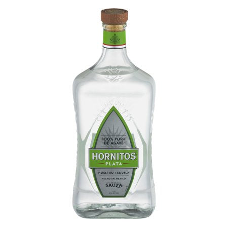 Hornitos Plata Tequila, 1.75 L Type: Liquor Categories: 1.75L, quantity high enough for online, size_1.75L, subtype_Tequila, Tequila. Buy today at Wine and Liquor Mart Poughkeepsie