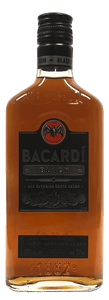 Bacardi Black Rum 375mL Type: Liquor Categories: 375mL, Flavored, Rum, size_375mL, subtype_Flavored, subtype_Rum. Buy today at Wine and Liquor Mart Poughkeepsie