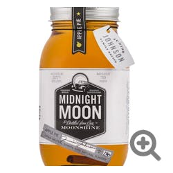 Junior Johnson Midnight Moon Apple Pie Moonshine 50mL Type: Liquor Categories: 50mL, Moonshine, quantity low hide from online store, size_50mL, subtype_Moonshine, subtype_Whiskey, Whiskey. Buy today at Wine and Liquor Mart Poughkeepsie