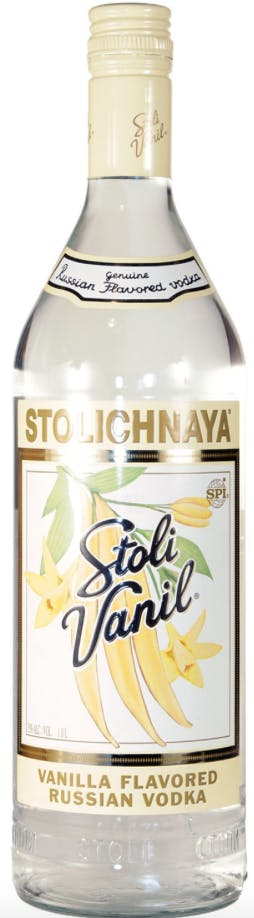 Stolichnaya Vanil Flavored Vodka 1L Type: Liquor Categories: 1L, Flavored, quantity low hide from online store, size_1L, subtype_Flavored, subtype_Vodka, Vodka. Buy today at Wine and Liquor Mart Poughkeepsie