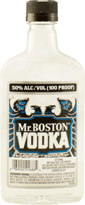 Mr. Boston Vodka (100 proof)375mL Type: Liquor Categories: 375mL, size_375mL, subtype_Vodka, Vodka. Buy today at Wine and Liquor Mart Poughkeepsie