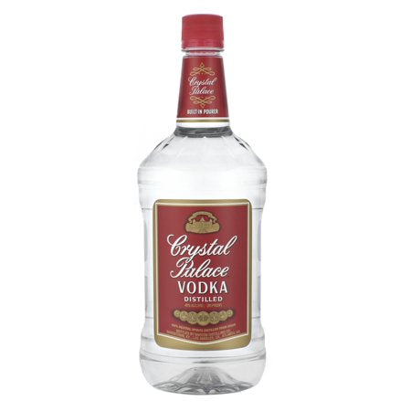 Crystal Palace Vodka 1.75lt Type: Liquor Categories: 1.75L, quantity high enough for online, size_1.75L, subtype_Vodka, Vodka. Buy today at Wine and Liquor Mart Poughkeepsie