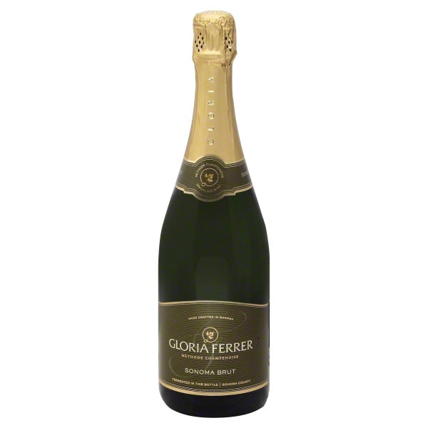 Gloria Ferrer Sparkling Wine Sonoma Brut 750mL Type: Champagne & Sparkling Categories: 750mL, California, region_California, size_750mL, Sparkling Wine, subtype_Sparkling Wine. Buy today at Wine and Liquor Mart Poughkeepsie
