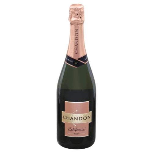Chandon - Rose Wine 750mL Type: Champagne & Sparkling Categories: 750mL, California, Champagne & Sparkling Wine, quantity high enough for online, region_California, size_750mL, subtype_Champagne & Sparkling Wine. Buy today at Wine and Liquor Mart Poughkeepsie