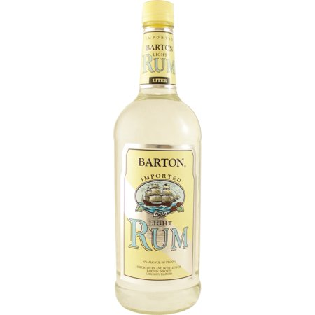 Barton Light Rum 1L Type: Liquor Categories: 1L, quantity high enough for online, Rum, size_1L, subtype_Rum. Buy today at Wine and Liquor Mart Poughkeepsie