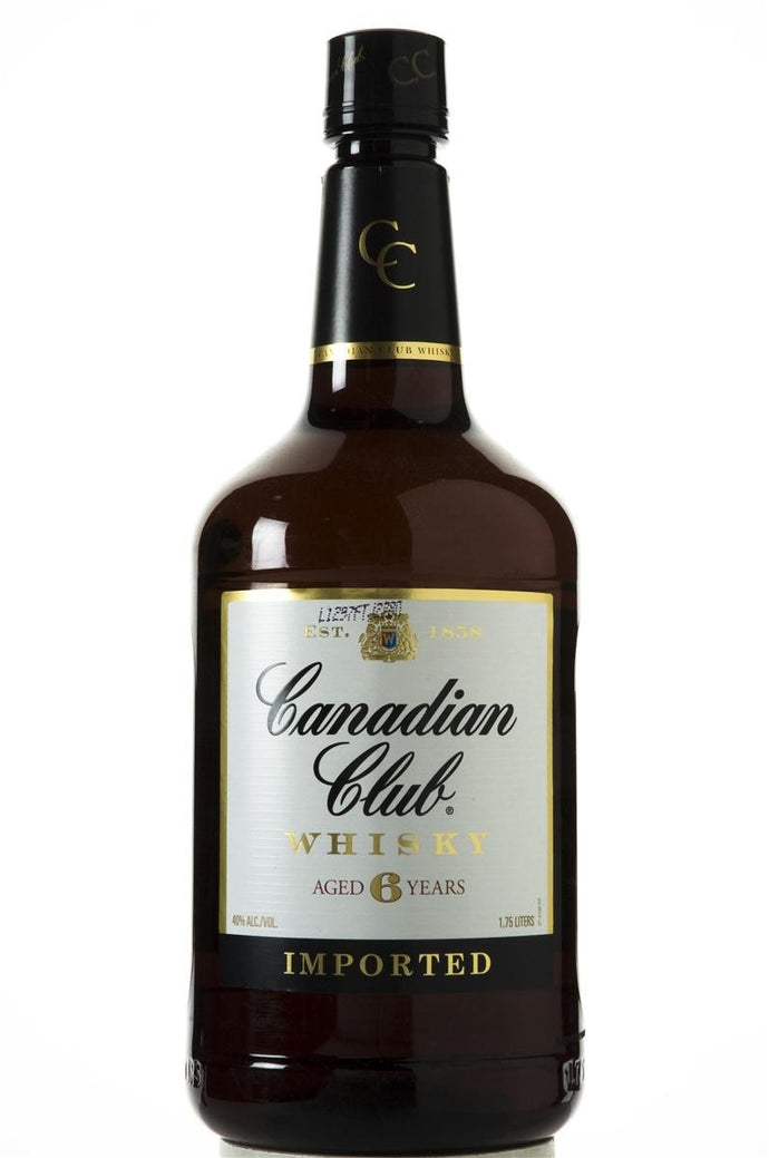 Canadian Club Whisky 1.75 Type:  Categories: qty_zero_import_03_27. Buy today at Wine and Liquor Mart Poughkeepsie