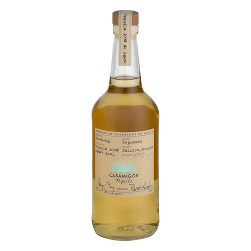 Casamigos Reposado Tequila 750ml Type: Liquor Categories: 750mL, size_750mL, subtype_Tequila, Tequila. Buy today at Wine and Liquor Mart Poughkeepsie
