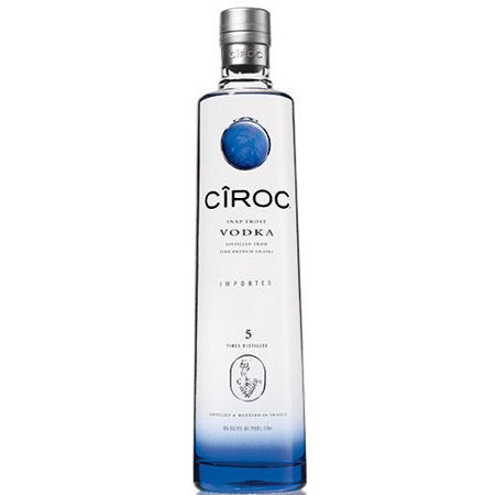 Ciroc Vodka 375 mL Type: Liquor Categories: 375mL, quantity high enough for online, size_375mL, subtype_Vodka, Vodka. Buy today at Wine and Liquor Mart Poughkeepsie