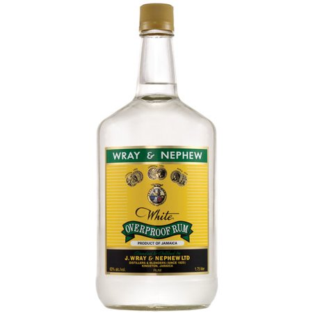 Wray & Nephew Overproof White Rum 1.75 Type: Liquor Categories: 1.75L, Rum, size_1.75L, subtype_Rum. Buy today at Wine and Liquor Mart Poughkeepsie