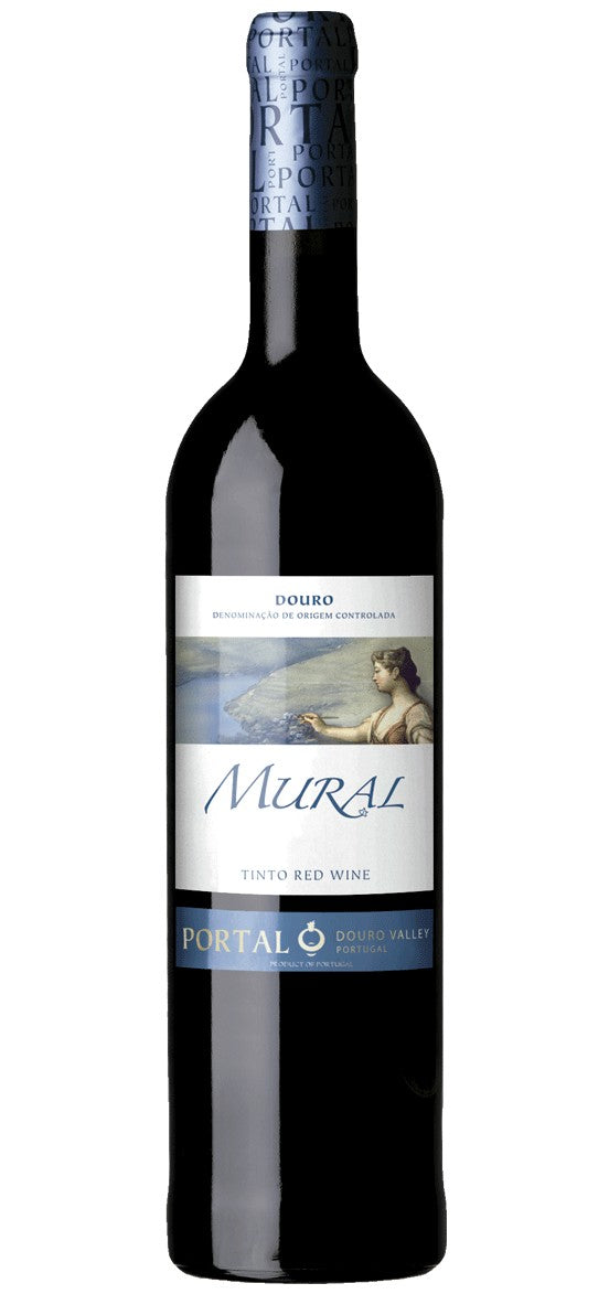 Quinta Do Portal Mural Red Blend 750mL Type: Red Categories: 750mL, Portugal, quantity high enough for online, Red Blend, region_Portugal, size_750mL, subtype_Red Blend. Buy today at Wine and Liquor Mart Poughkeepsie