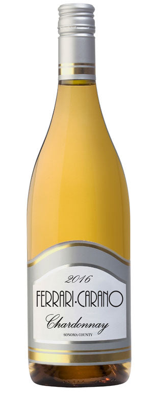 Ferrari Carano Sonoma Chardonnay 750mL Type: White Categories: 750mL, Chardonnay, region_California, size_750mL, subtype_Chardonnay, subtype_White, White. Buy today at Wine and Liquor Mart Poughkeepsie