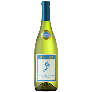 Barefoot - Chardonnay 750mL Type: White Categories: 750mL, California, Chardonnay, quantity high enough for online, region_California, size_750mL, subtype_Chardonnay. Buy today at Wine and Liquor Mart Poughkeepsie
