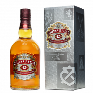 Chivas Regal 12yr Blended Scotch Whisky 1.75L