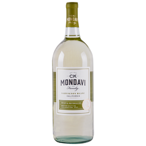 CK Mondavi Sauvignon Blanc 1.5L Type: White Categories: 1.5L, California, region_California, Sauvignon Blanc, size_1.5L, subtype_Sauvignon Blanc. Buy today at Wine and Liquor Mart Poughkeepsie