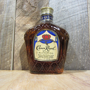 Crown Royal Blended Canadian Whisky 375ml Type: Liquor Categories: 375mL, size_375mL, subtype_Whiskey, Whiskey. Buy today at Wine and Liquor Mart Poughkeepsie