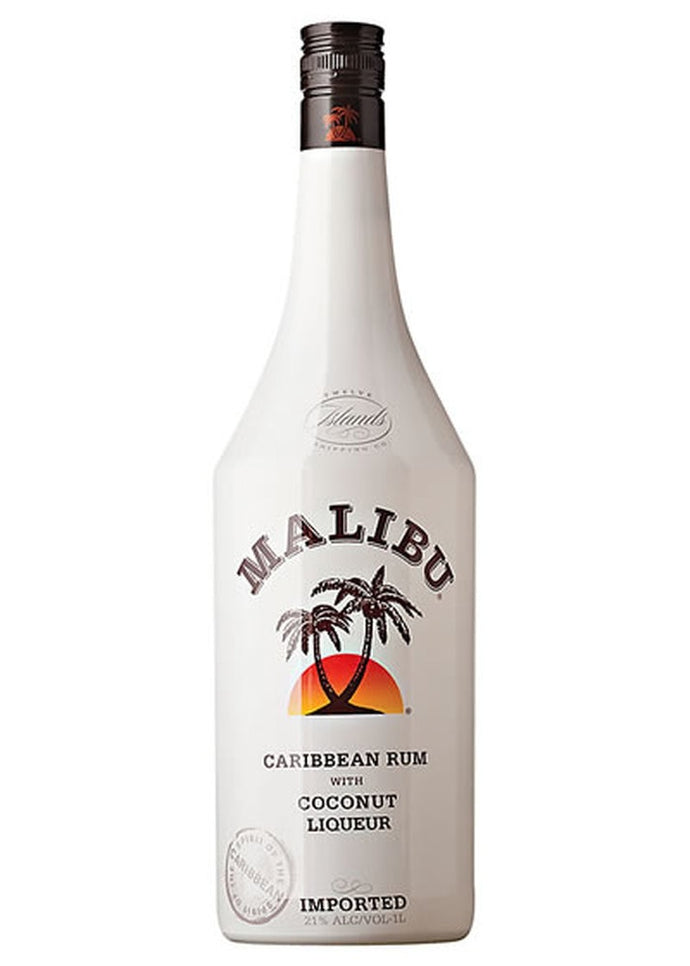 Malibu Coconut Rum 1 L Type:  Categories: qty_zero_import_03_27. Buy today at Wine and Liquor Mart Poughkeepsie
