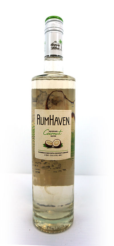 Rum Haven Coconut Rum 50ml Type: Liquor Categories: 50mL, Flavored, quantity high enough for online, Rum, size_50mL, subtype_Flavored, subtype_Rum. Buy today at Wine and Liquor Mart Poughkeepsie