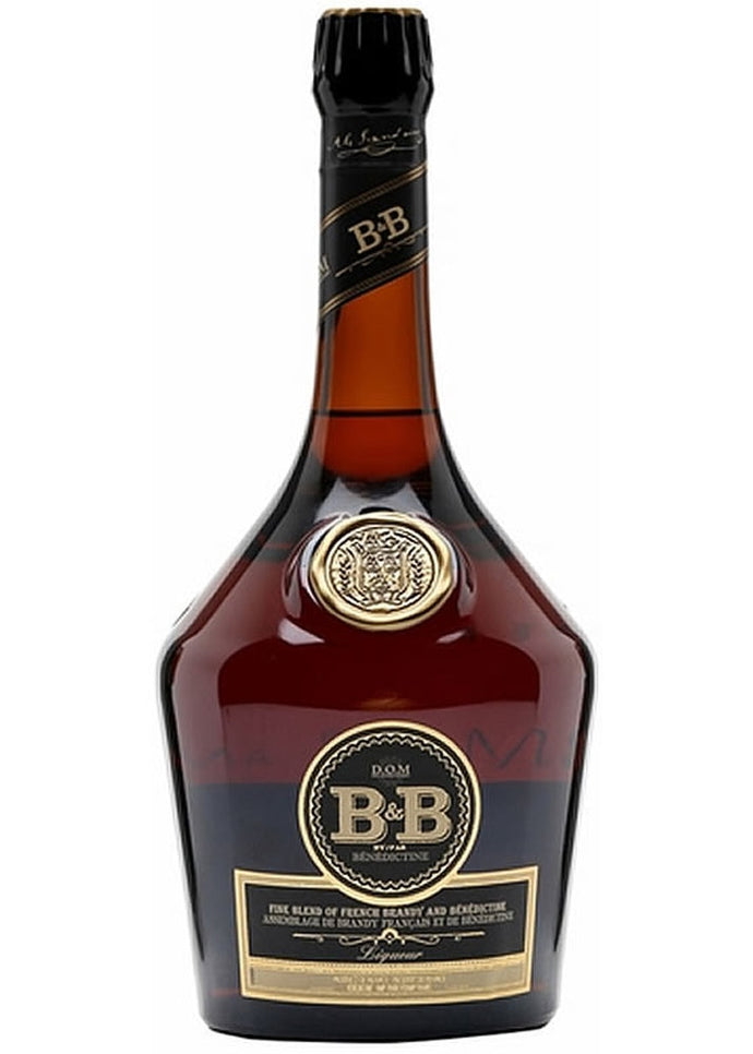 D.O.M. B&B Benedictine & Brandy 375mL Type: Liquor Categories: 375mL, Brandy, Liqueur, size_375mL, subtype_Brandy, subtype_Liqueur. Buy today at Wine and Liquor Mart Poughkeepsie