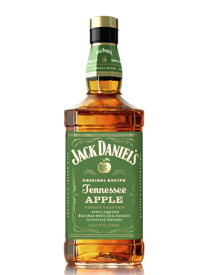 Jack Daniels Tennessee Apple Whiskey 1L