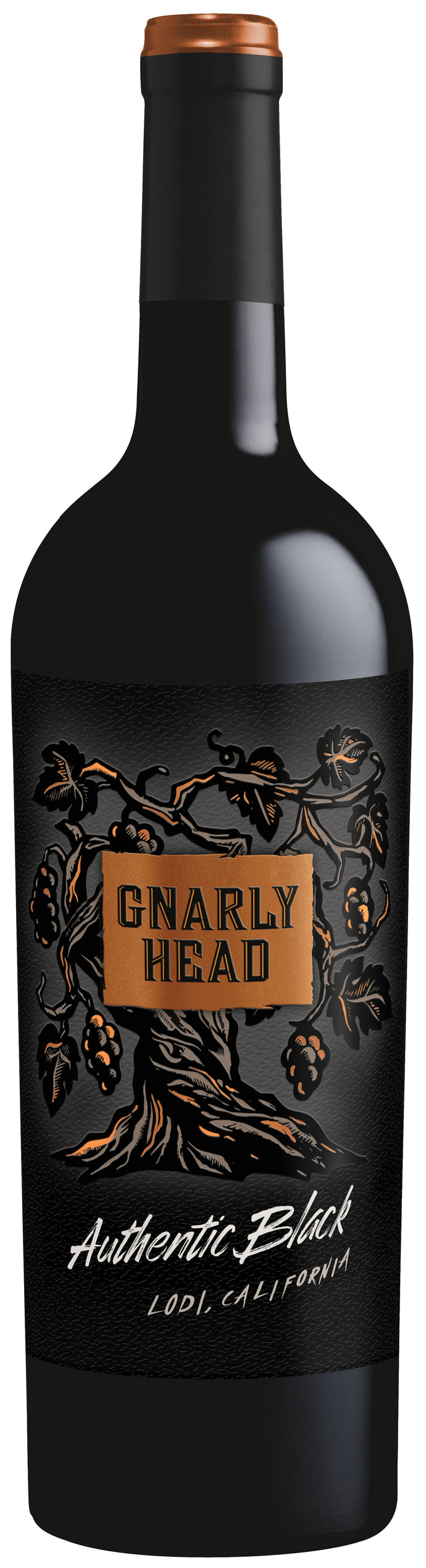 Gnarly Head Authentic Black Red Blend 750mL