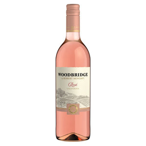 Woodbridge by Robert Mondavi Rosé Wine 750mL Type: Pink Categories: 750mL, California, region_California, Rosé, size_750mL, subtype_Rosé. Buy today at Wine and Liquor Mart Poughkeepsie